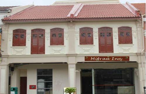 Mitraa Inn Singapore facade