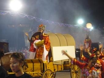 Singapore Chingay Parade 2011