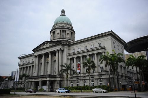 Old Supreme Court Buildling of Singapore