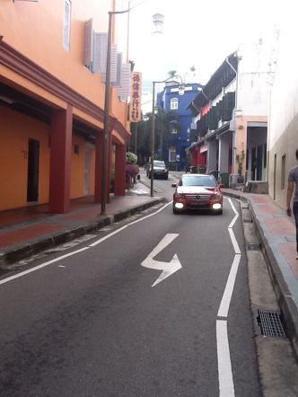 Chinatown Ann Siang Hill