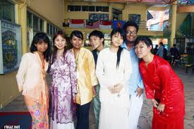 Singapore's multi-racial culture