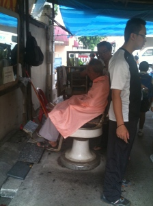 Singapore barber 2