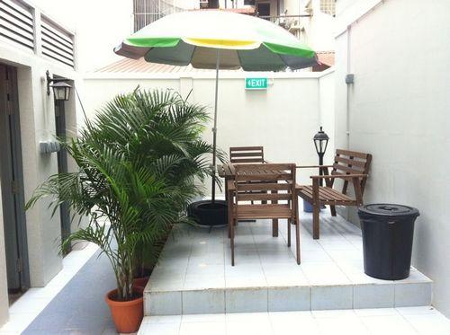 CityBackpackers Hostel Singapore Garden