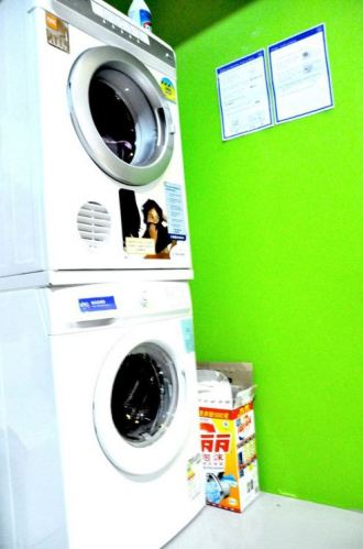 Five Stones Hostel Singapore Laundry