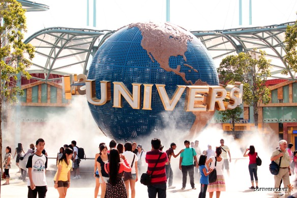 singapore attraction universal studios singapore