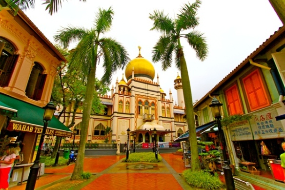 Kampong Glam of Singapore