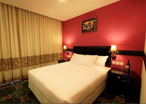 Le Peranakan Hotel Room