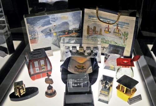 Singapore Sentosa Cable Car Souvenirs