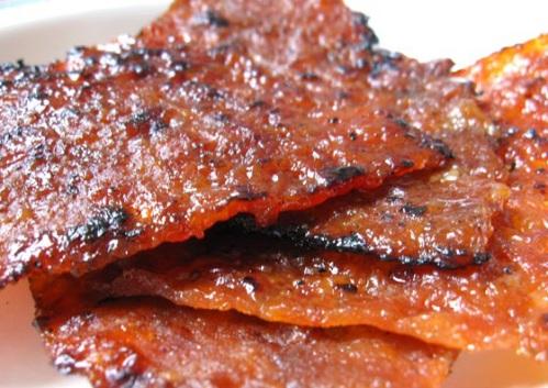 Pork jerky - Bak Kwa
