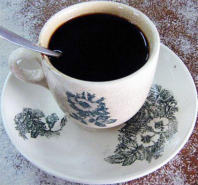 Singapore coffee - Kopi