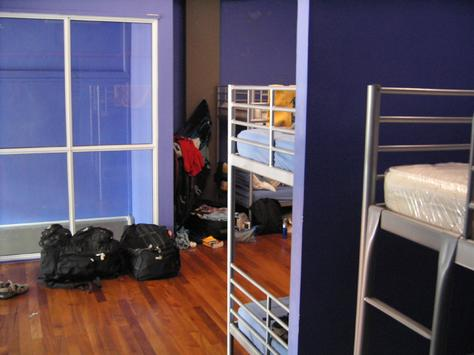 InnCrowd Hostel Singapore's dorms