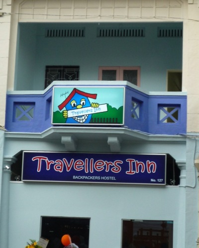 Travellers Inn Singapore Facade